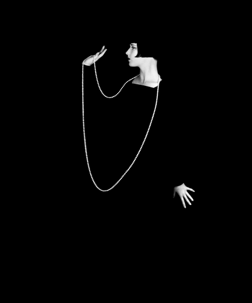 © John Kobal Foundation - Eugene Robert Richee - Louise Brooks - 31-Studio Platinum Print