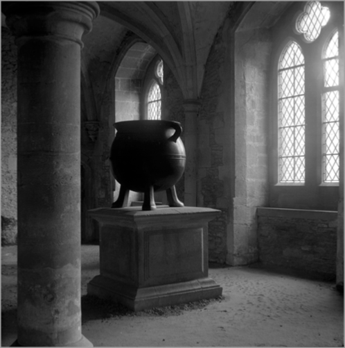 © Liam Lawless - Lacock Abbey- 31-Studio Platinum Print